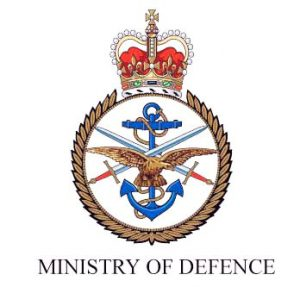 Ministry of Defence | Clearhand design servicing local & global industry
