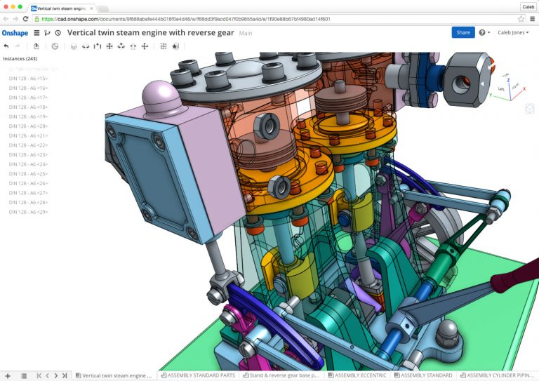 UK Consulting service provider delivering 2D and 3D Engineering Design services to industry
